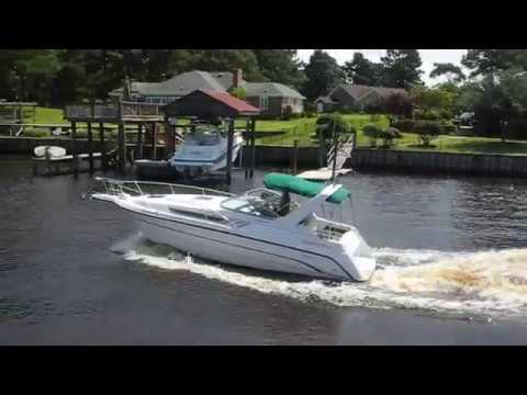 Chaparral inboard outboard express cruiser