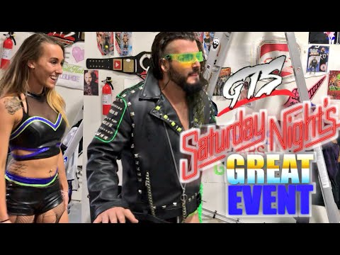 GIRL WRECKS TP5 HOUSE CHALLENGE IN GTS WRESTLING SATURDAY NIGHTS GREAT EVENT!