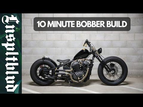 Building a BOBBER in 10 MINUTES! | EL BBQ