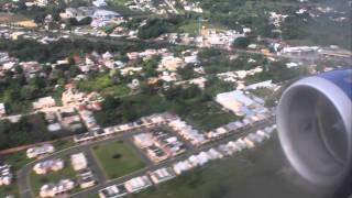 jetblue airways landing at sti santiago dominican republic mdst