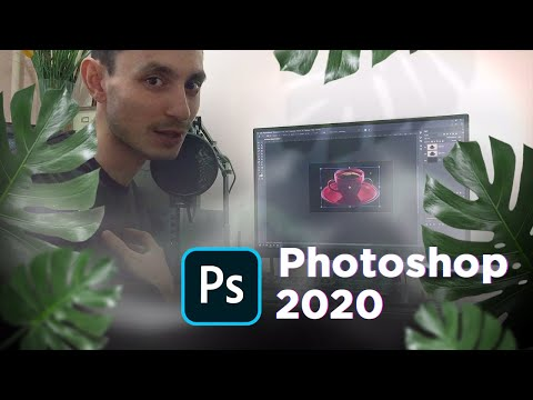 "Новый Photoshop 2020 ""Мастер класс"""