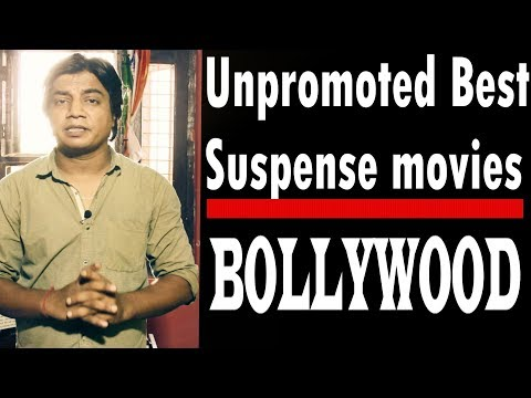 Under ted  Bollywood Suspense Movies