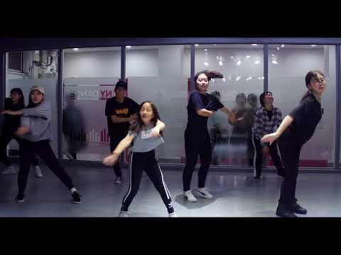 [엔와이댄스]얼반 BewhY - 9UCCI BANK choreography by CHEMI URBAN (송파  댄스/문정댄스/건대댄스)