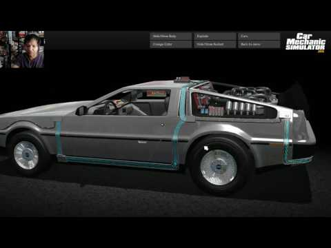 DeLorean DLC for