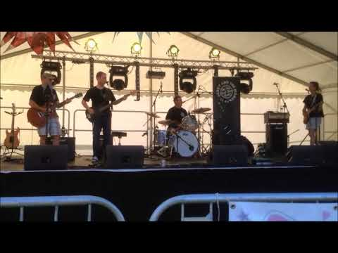 Hardy and the Monuments live at Maumbury Ring - Dorchester Summer Music Festival