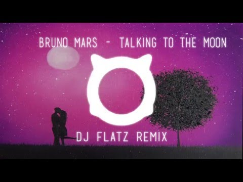 Bruno Mars - Talking To The Moon (DJ Flatz Rework)