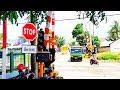 Download Mp3 BARU ! Sirine Unik Palang Pintu Baru Perlintasan Kereta Api KRL Citeras