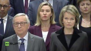 PTV news 23 marzo 2016 - Il retroterra politico della strage di Bruxelles