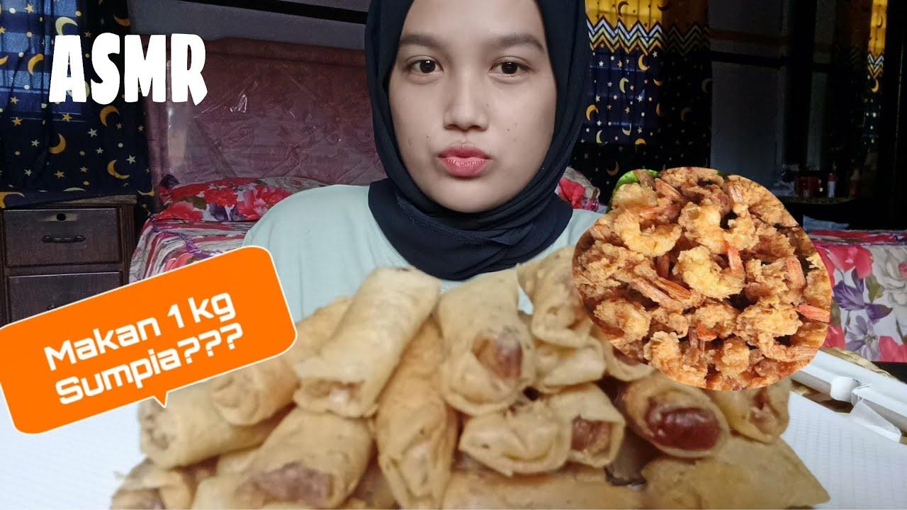 ASMR SUMPIA UDANG   ASMR INDONESIA   - YouTube