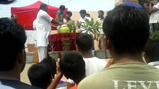 Dulhera Baba Asanand lucky draw begining sermoney 5 august 2012.....
