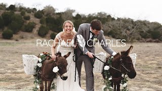 Camp Lucy wedding story of love, adventure, & fate | Dripping Springs, Texas wedding video