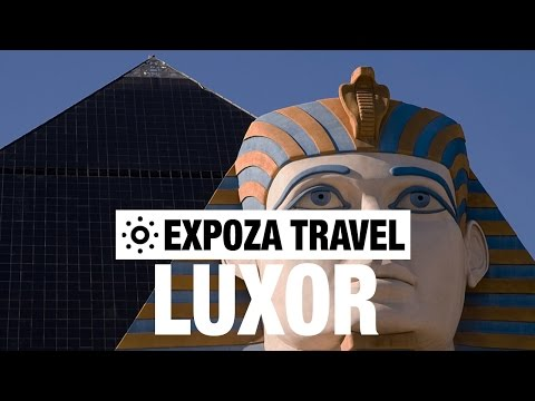 Luxor Vacation Travel Video Guide