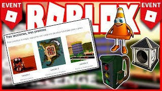 ROBLOX Creator Challenge 2019! 🌟(3 FREE TESTS & 3 AWARDS)