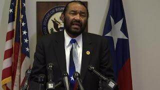 Texas Congressman to Boycott Trump Inauguration