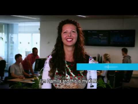 KLM 95 years celebration – Our Social Media Agent