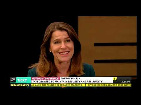 Minister for Energy Angus Taylor talks to Ticky Fullerton Sky Your Money 11 October 2018
