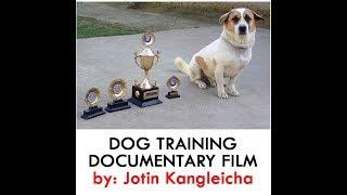 Dog Training Documentary Film Part 1 of 3  by Jotin Kangleicha