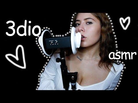 EAR 2 EAR 👂🏼 ASMR (3DIO TEST)