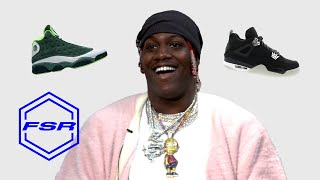 Lil Yachty Says He's Rap's Biggest Sneakerhead | Full Size Run