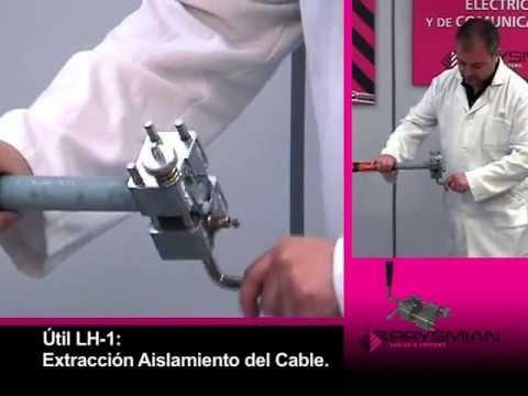 Demostración de Prysmian - Montaje de un empalme de cable de Media Tensión