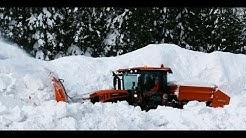Schnee-Chaos: Katastropheneinsatz am Hochkar