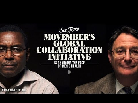 Movember Survivorship Summit: Changing the face of men's health through global collaboration
