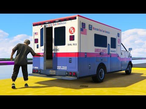 MINIJUEGO! DOCTORES ASESINOS! - GTA 5 ONLINE - GTA V ONLINE
