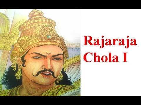 The greatest king of the Chola Empire - Raja Raja Chola I ...