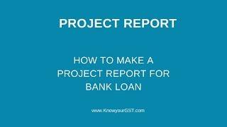 كيفية جعل مشروع تقرير البنك القرض ؟ مشروع تنسيق التقرير في excel