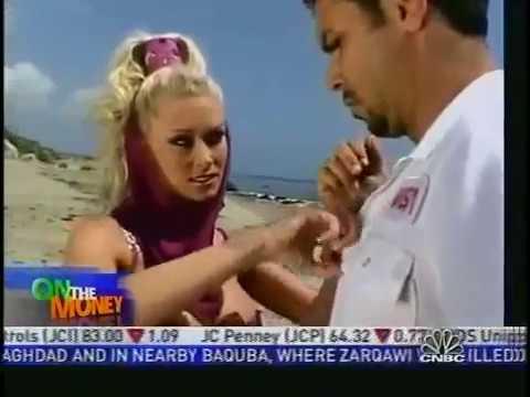 Jenna Jameson & Tera Patrick At EXXXOTICA Miami Beach 2006