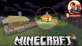 Minecraft Ev Yarışması | Minecraft Türkçe Multiplayer