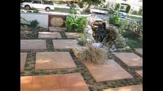 Don Wood's Front Yard Landscape Remodel
