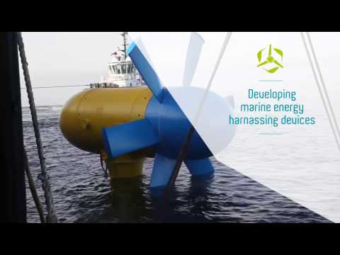 Renewable Marine Energies - Advanced Master