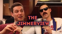 THE #JIMMERVIEW: A Conversation with Shanghai Shark/College Basketball Legend JIMMER FREDETTE