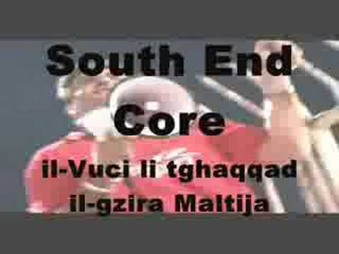 Malta vs Portugal - South End Core