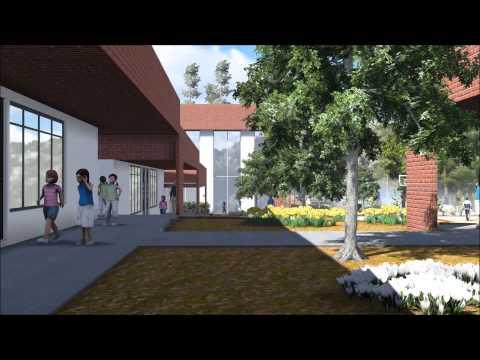 Proyecto: Colegio el Shaddai, Campus San Marcos