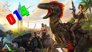 ARK: Survival Evolved #014 ► Steine sammelt man vom Boden auf ◄ Deutsch / German Gameplay