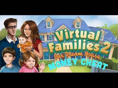 Virtual Families 2 Money Cheat | CuteGirl Gaming
