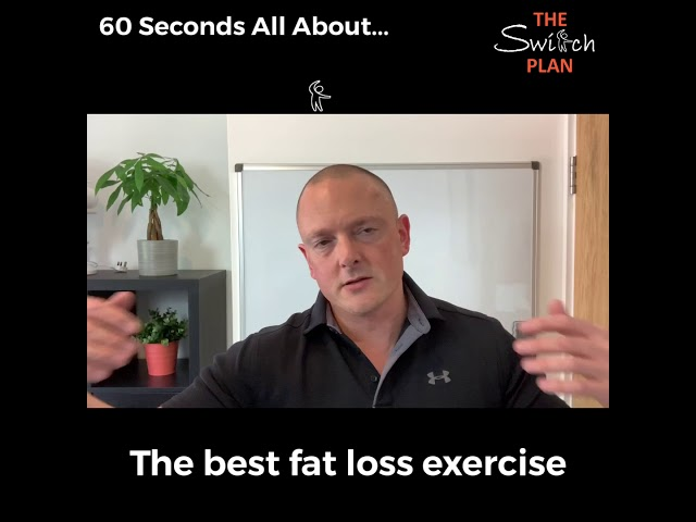 The best fat loss exercise
