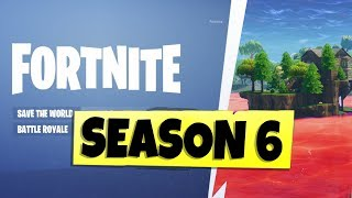 CONFIRMÉ Fortnite SEASON 6 Battle Pass RELEASE DATE