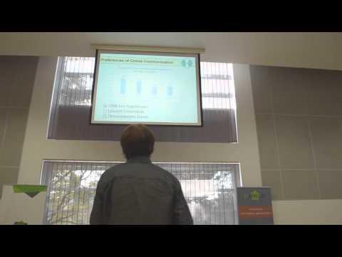 Konferencia virtuálna generácia - David Šmahel