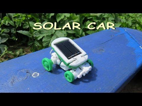 """Солнечные роботы """"Robot kit 6 in 1"""" инструкции по сборке"""