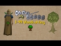 Old School RuneScape 1-99 Woodcutting Guide F2P + Members