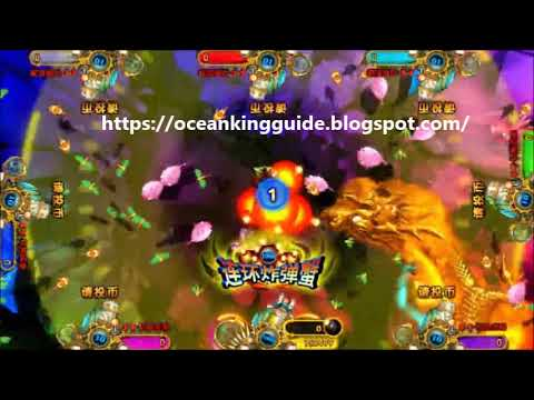 How To Win At Ocean King 3 Fish Game Cheats + Tips