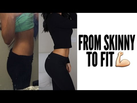 My Fitness Journey: From Skinny To FIT