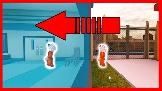 NEW TIP TO CROSS WALLS WITHOUT USING HACKS in JAILBREAK - ROBLOX