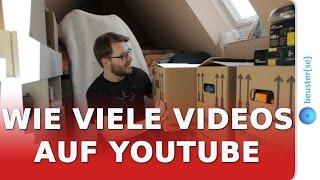 Wie viele Videos gibt es auf YouTube 2016? - YouTube Lupe #80