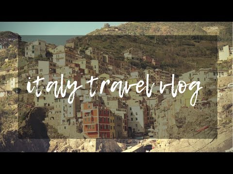 Italy Travel Vlog | Roadtrip Through Tuscany