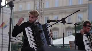 Crazy Accordion Trio - Shape of You [Ed Sheeran Music]