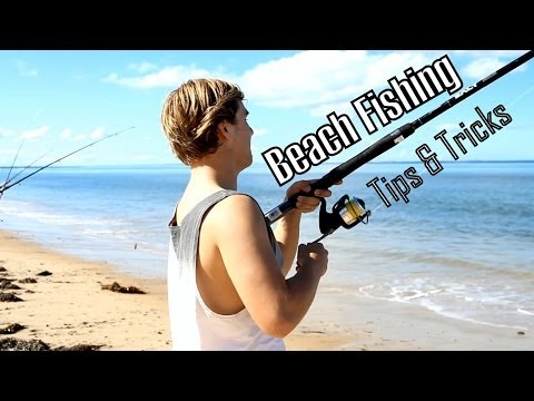 Beach Fishing Westernport - Whiting Tips & Tricks